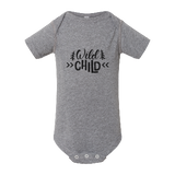 WILD CHILD BODYSUIT (BABIES)