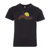 ABSTRACT MOUNTAINS T-SHIRT (CHILD)