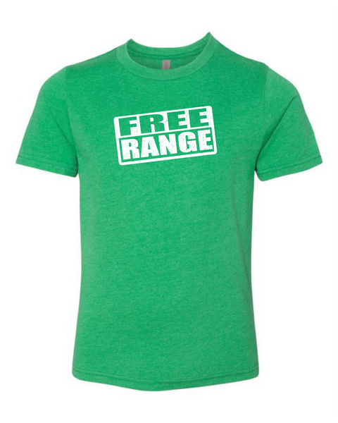 FREE RANGE T-SHIRT (CHILD)