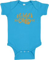 WILD CHILD BODYSUIT (BABY)