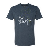 BE FREE FIREFLIES T-SHIRT (ADULT)