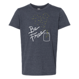 BE FREE FIREFLIES T-SHIRT (CHILD)