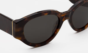 Retrosuperfuture Drew Mama Tortoise Sunglasses