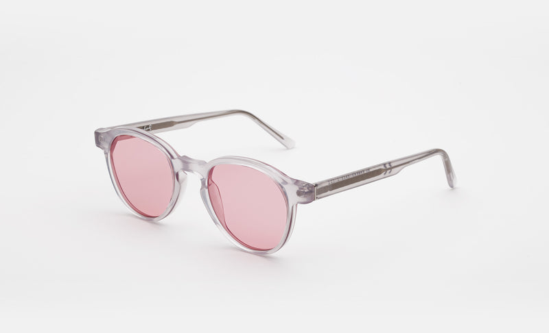Retrosuperfuture The Iconic Series Clear Sunglasses