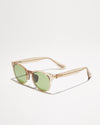 Article One Tracksmith Charles gold active sunglasses