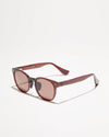 Article One x Tracksmith Charles Rectangular Sunglasses