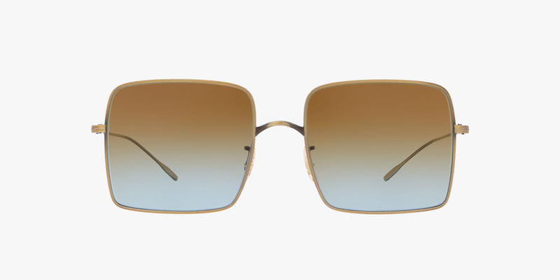 Oliver Peoples Rassine Gold Sunglasses