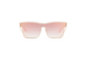 For Art's Sake Outer Space Rose Gold Sunglasses