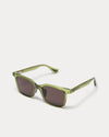 Article One Park green active sunglasses