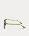 Article One Park green active sunglasses side view