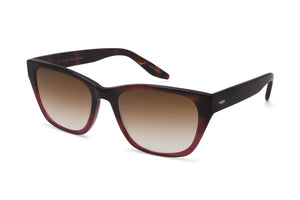 Barton Perreira Beatrix Sunglasses Red