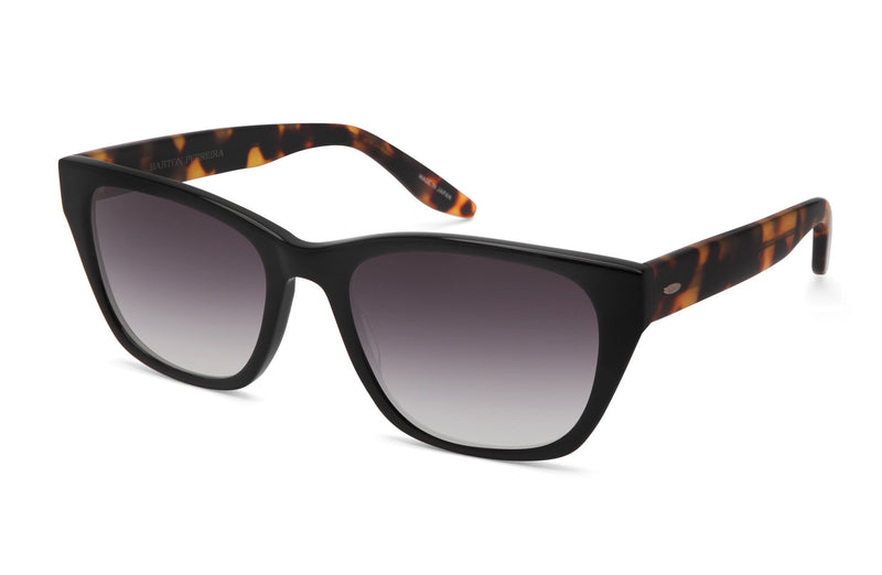 Barton Perreira Beatrix Sunglasses Black