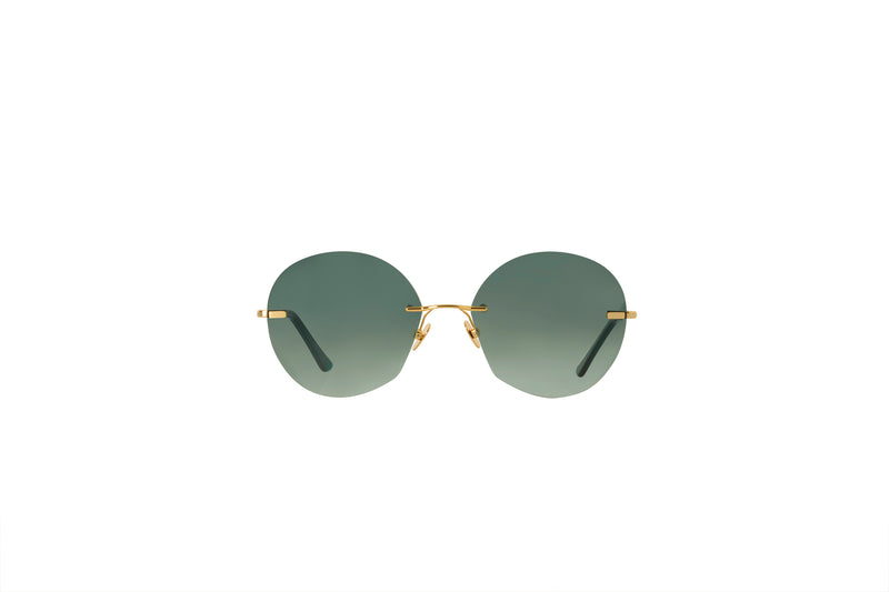 Spektre Dali Green Sunglasses