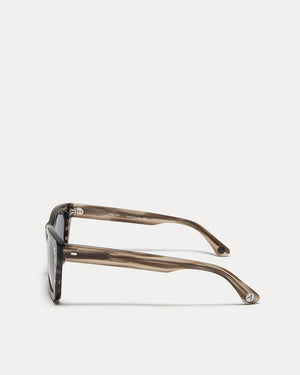 Article One Belville square rectangular sunglasses