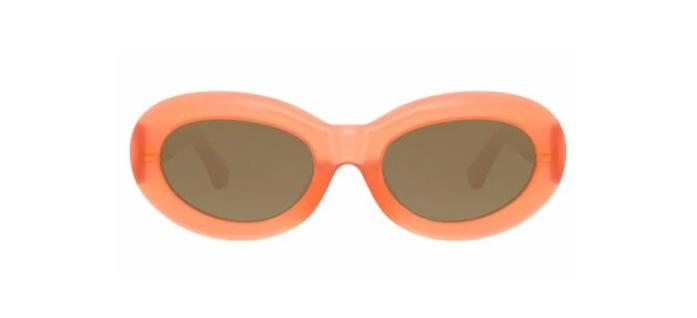 Dries Van Noten DVN135C4SUN Oval Sunglasses
