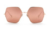 Sunday Somewhere Eden Rose Gold Sunglasses