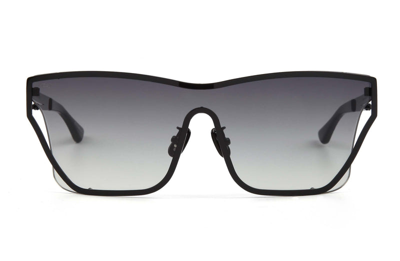 For Art's Sake Outer Space Black Sunglasses