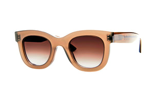 Thierry Lasry Gambly Brown Sunglasses