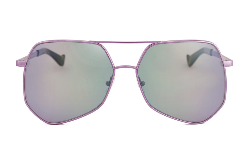 Grey Ant Megalast Purple Sunglasses