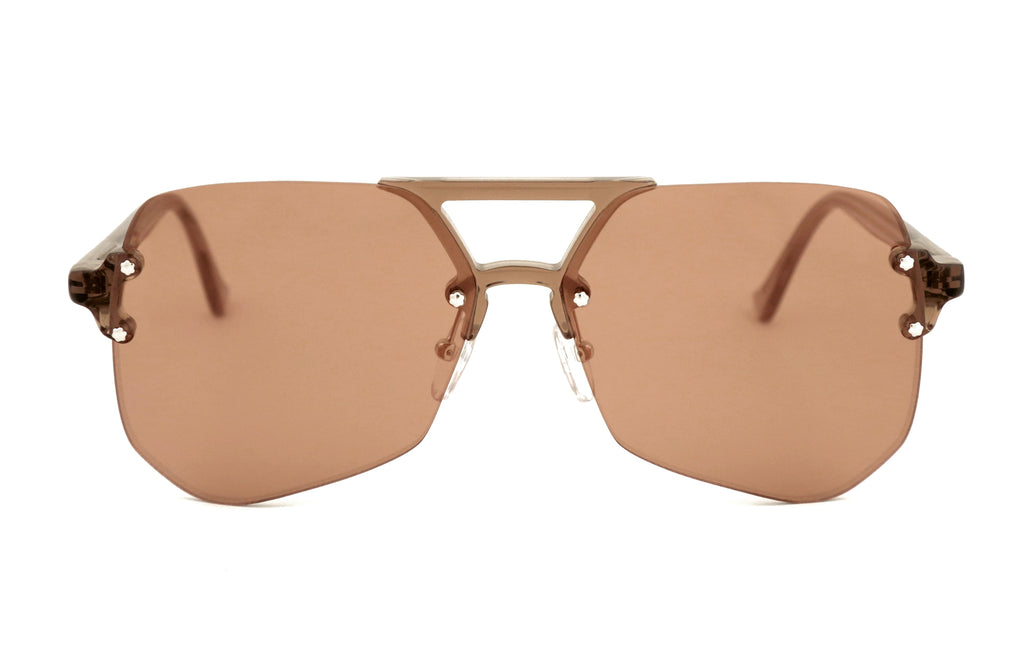 Grey Ant Yesway Brown Sunglasses