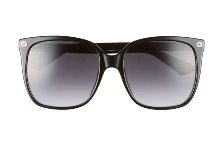 Gucci GG0022S Black Sunglasses