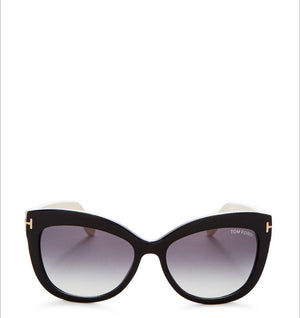 Tom Ford Alistair Black Sunglasses