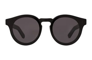 Illesteva Two Point One Black Sunglasses