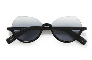Kaleos Lund Black Sunglasses