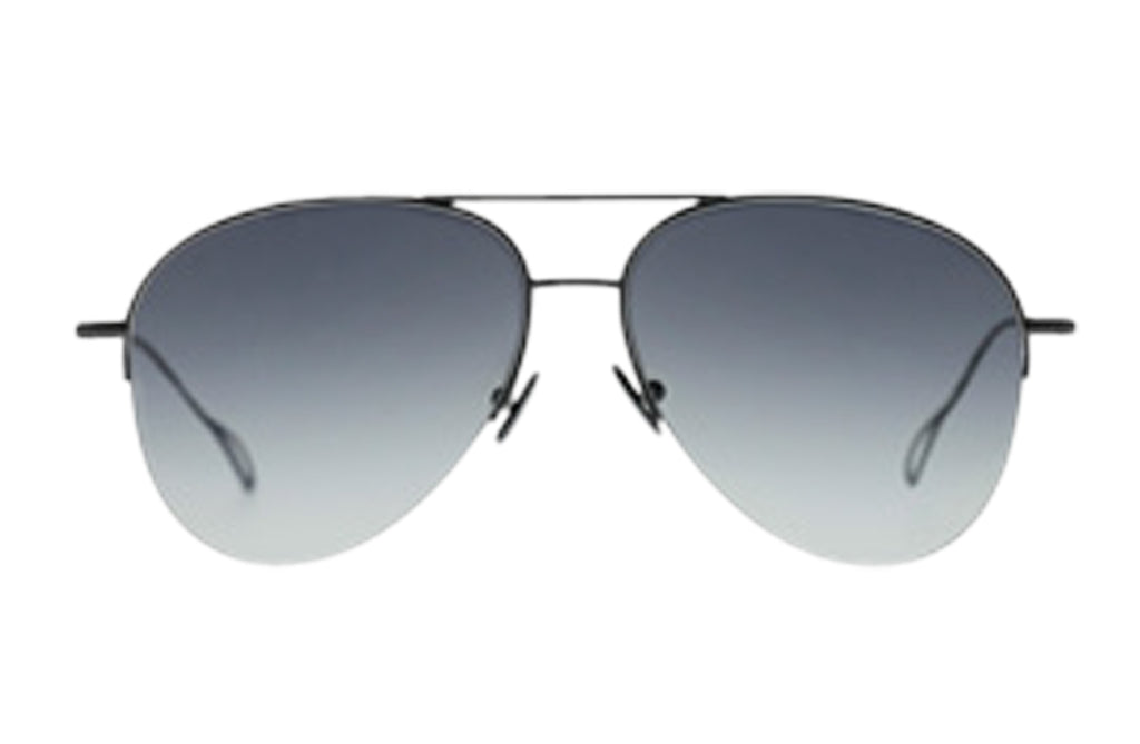 Kyme Stevie Black Sunglasses