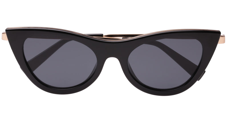 Le Specs Enchantress Black Sunglasses