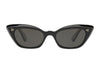 Oliver Peoples Bianka Black Sunglasses