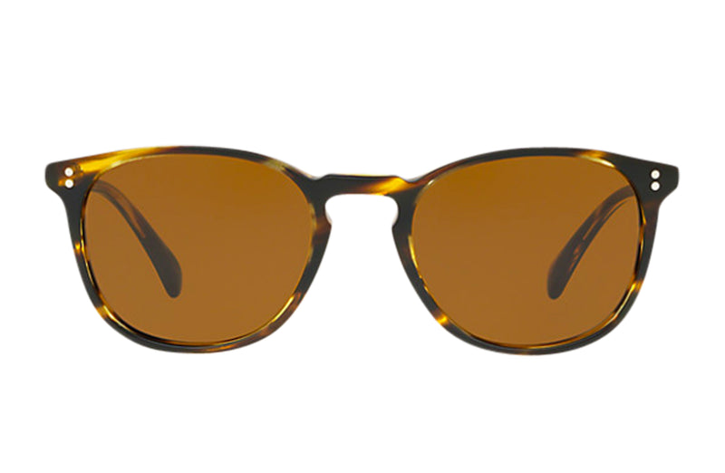 Oliver Peoples Finley Esq. Tortoise Sunglasses