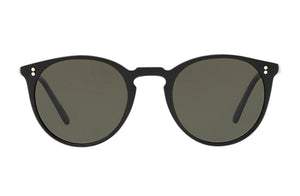 Oliver Peoples O'Malley Sun Black Sunglasses