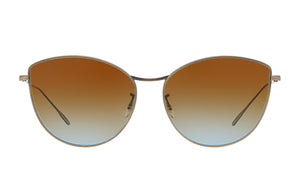 Oliver Peoples Rayette Gold Sunglasses