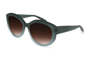 Barton Perreira Patchett Seafoam Green Sunglasses