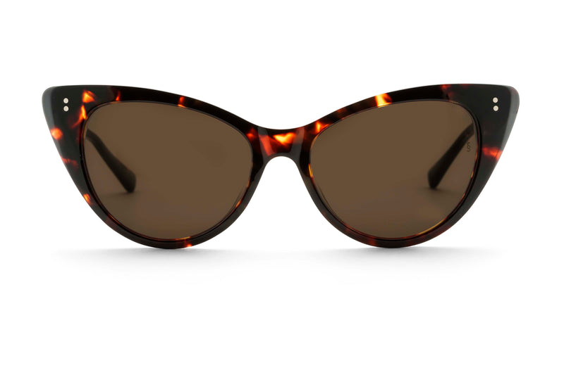 Sunday Somewhere Piper Tortoise Sunglasses