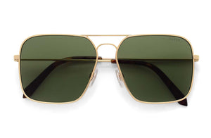 Retrosuperfuture Iggy Green Sunglasses