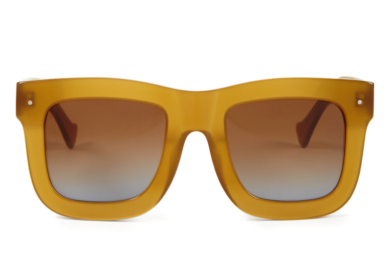 Grey Ant Status Yellow Sunglasses