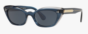 Oliver Peoples Bianka Blue Sunglasses