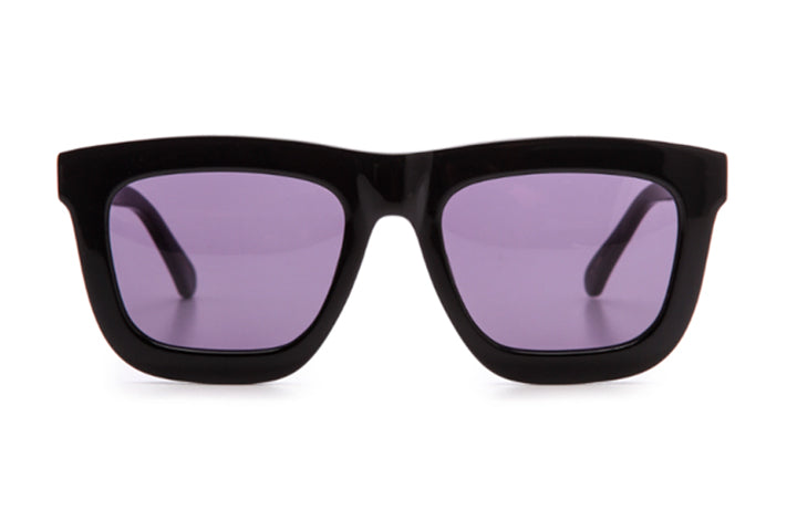 Karen Walker Deep Worship Black Sunglasses