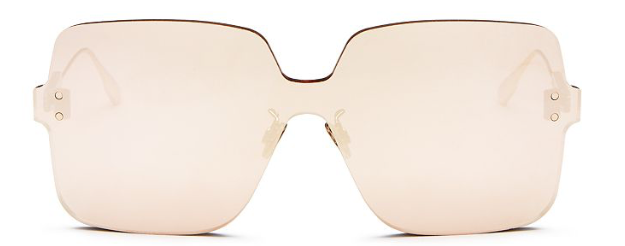 Dior ColorQuake Gold Sunglasses