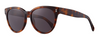 Illesteva York Oversized Sunglasses