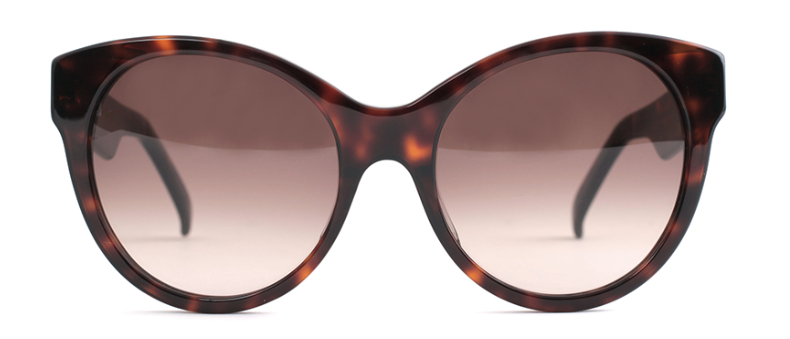 Muzik Jazz Oversized Sunglasses