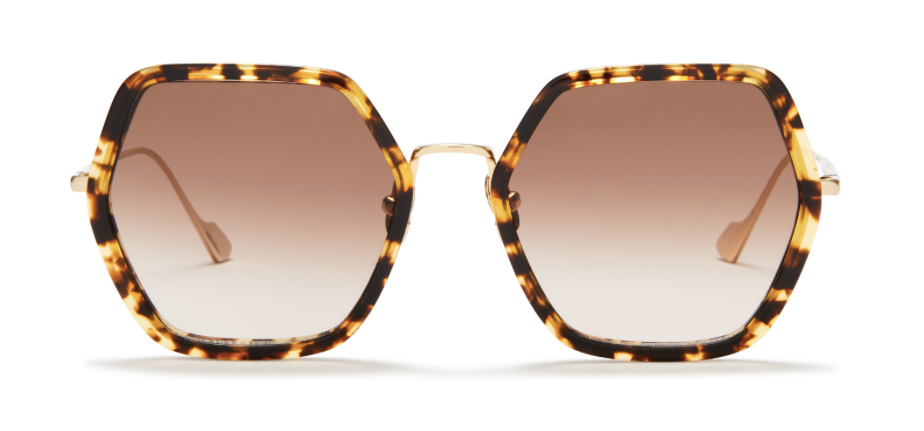 Sunday Somewhere Elizabeth Oversize Sunglasses