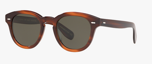 Oliver Peoples Cary Grant Sun Round Sunglasses