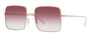 Oliver Peoples Rassine Oversized Sunglasses