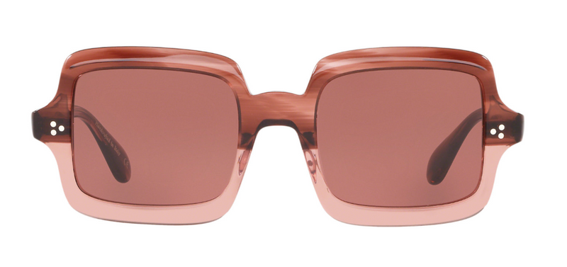 Oliver Peoples Avri Square Sunglasses