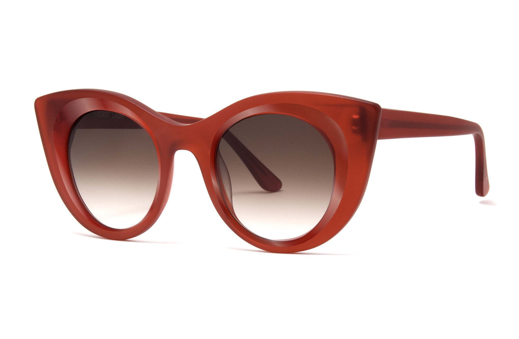 Thierry Lasry Hedony Red Sunglasses