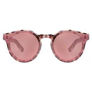 Illesteva Two Point One Pink Sunglasses