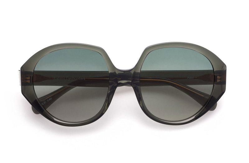 Kaleos Paley Oversized Sunglasses
